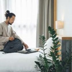 大阪のおしゃれすぎるホテルでリモートワークしてみない?