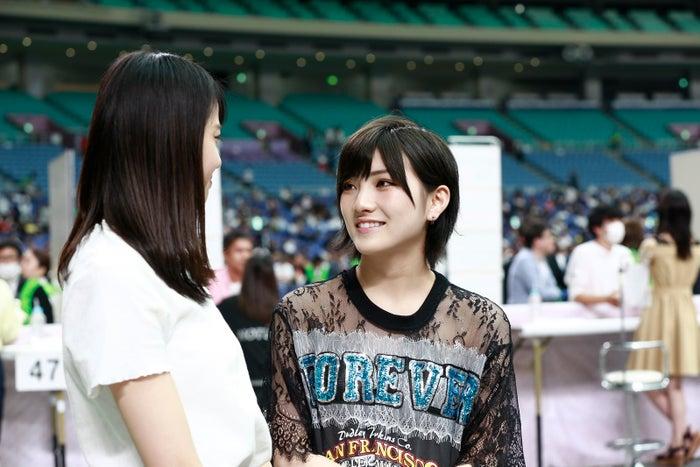 2ndシングル選抜メンバー発表の瞬間(C)STU