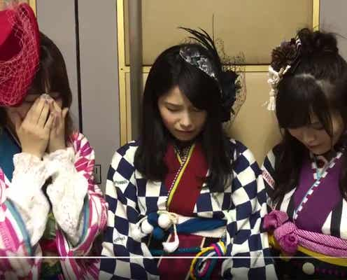 NMB48山本彩、宮脇咲良&横山由依と涙?で謝罪「心からお詫び申し上げます」