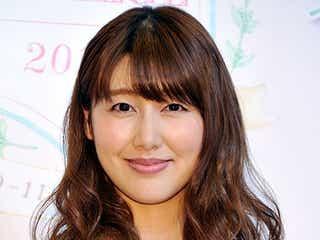 安めぐみ、夫・東貴博との子育てを報告 産後の体型の変化も明かす