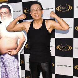梅沢富美男、13キロ減ダイエット成功 藤田ニコルとのデートを熱望