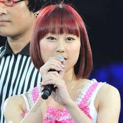 「第3回選抜じゃんけん大会」でセクシーな姿を披露したAKB48小林香菜