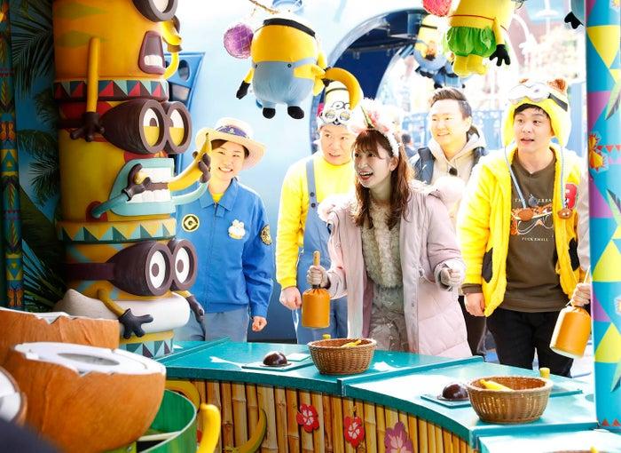 15・22日放送バラエティ番組「NMBとまなぶくん」より(画像提供:カンテレ)