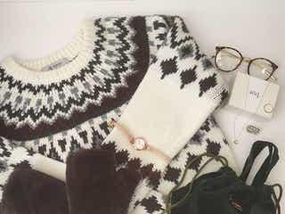 手元まであったか♡ 冬をもっと暖かくする手袋を着ける日の服装