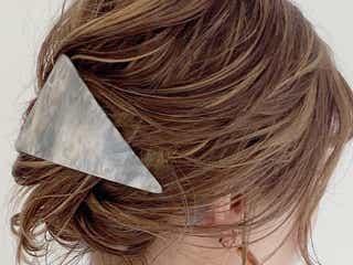 便利でおしゃれなヘアアクセ3選 不器用さんでも簡単に使える!