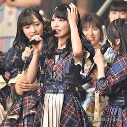 AKB48、57thシングル選抜発表 センターは山内瑞葵<18名選抜>