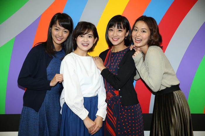 トークショー第3部の様子(C)テレビ朝日