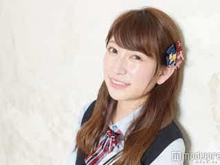 """NMB48""""女子力おばけ""""吉田朱里、美脚ケア&美白のこだわり明かす …みるきー卒業で感じた思いも"""
