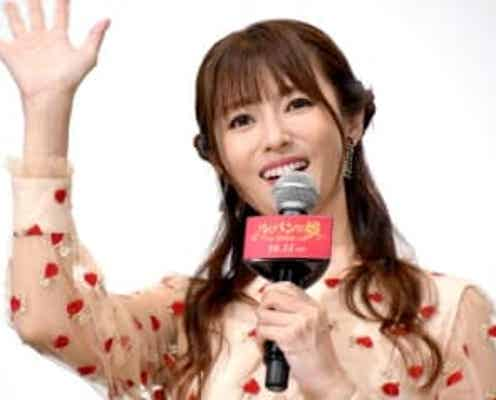 深田恭子『ルパンの娘』公開に寂しさも「呼ばれたらいつでも」と続編に意欲!