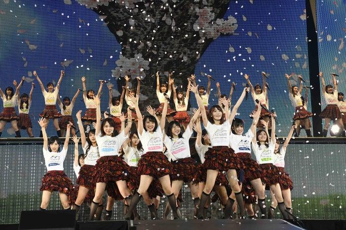 「AKB48単独コンサート~ジャーバージャって何?~」昼公演(C)AKS