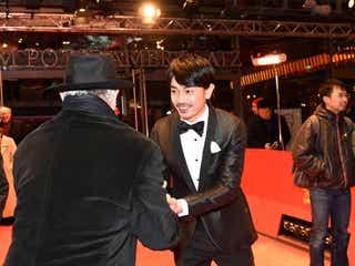 劇団EXILE青柳翔、拍手喝采に感動と興奮「来たくても来られない場所」