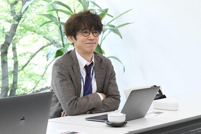 ユースケ・サンタマリア/「わたし、定時で帰ります。」第7話より(C)TBS