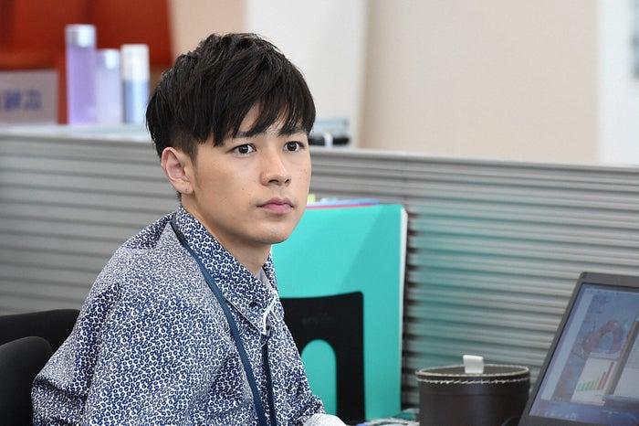 成田凌「逃げるは恥だが役に立つ」第3話・場面カット(C)TBS