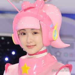 モデルプレス - 生駒里奈、NHK長寿シリーズに抜てき 可愛すぎるアンドロイドに変身<ストレッチマン・ゴールド>