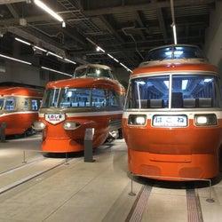 【4月19日開業】「ロマンスカーミュージアム」は歴代の名車両が勢揃い! 鉄道ファン必見の博物館