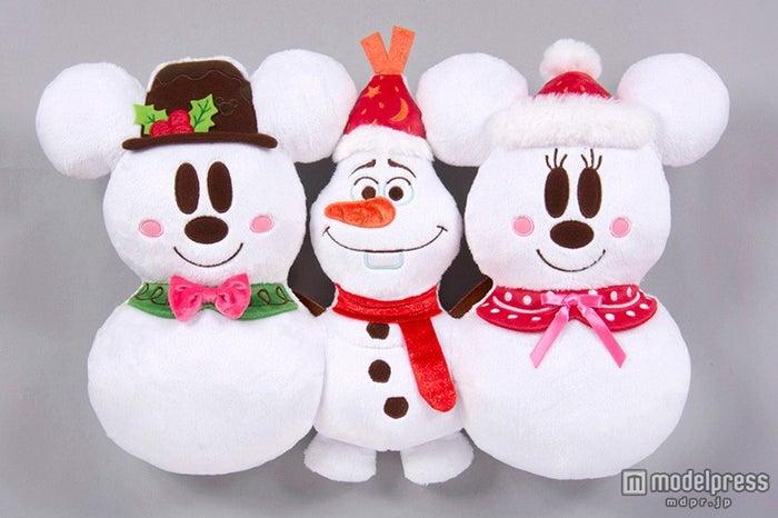 2パーク共通:クッション(¥3000)(C)Disney