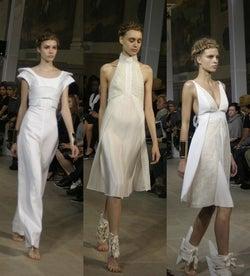 2014年春夏ファッショントレンド パリコレクション速報【5】ファティマ ロペス