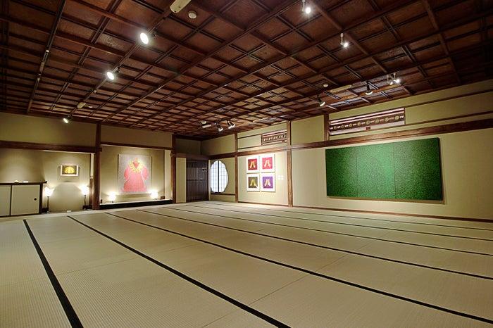 第3展示室/画像提供:フォーエバー現代美術館 祇園・京都