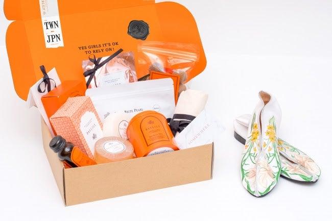 女性のためのお洒落漢方店「デイリリー」/画像提供:DAYLILY JAPAN