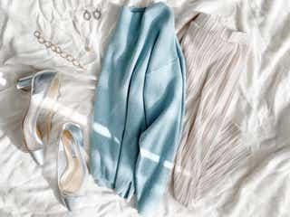 パンツ派さんにもおすすめ!女子力高めなのにノンストレス♡買ってよかったGU「春スカート」