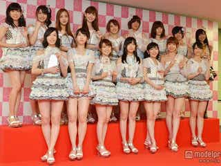 <速報中>AKB48選抜総選挙49~64位「フューチャーガールズ」