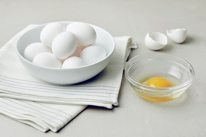 パンケーキの主役である「たまご」<br> は宮城県白石蔵王の「竹鶏ファーム」協力のもと餌から改良/画像提供:フレーバーワークス