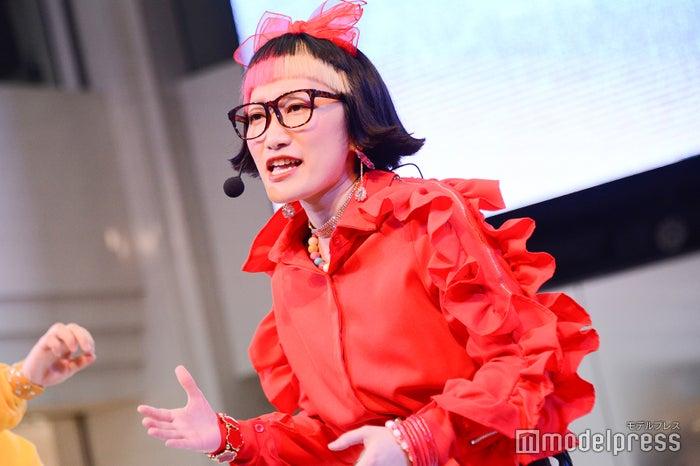 松浦志穂/吉本坂46「泣かせてくれよ」発売記念イベント(C)モデルプレス