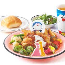 ドラえもんプレートセット~のび太と静香ちゃんのウェディング~2,100円(C)Fujiko Pro/2020 STAND BY ME Doraemon 2 Film Partners