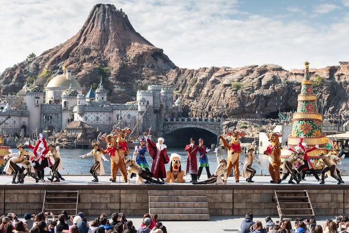 イッツ・クリスマスタイム!(C)Disney