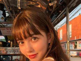 現役理科大生モデル・愛花「深イイ話」でバラエティ初出演 NEXTブレイク美女の素顔に迫る