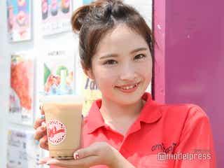 沖縄の最新タピオカカフェ「amitapi」、「ウォーターラン」出店で盛況 SNS映えドリンクが幅広く愛される