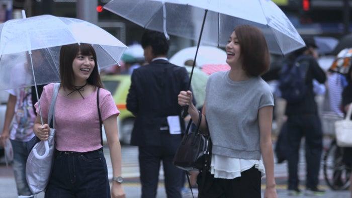 理子、美咲『TERRACE HOUSE BOYS & GIRLS IN THE CITY』42nd WEEK(C)フジテレビ/イースト・エンタテインメント