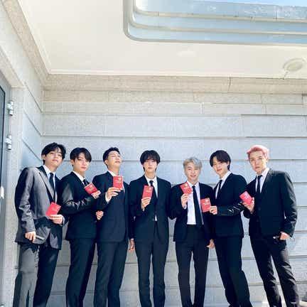 "BTS、国連総会出席へ ""世界の青年代表""として演説&パフォーマンス"