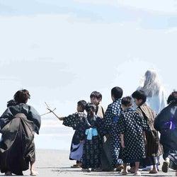 実写映画「銀魂」吉田松陽の声は山寺宏一