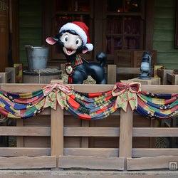 ディズニー、1年を締めくくるダニーのクリスマス