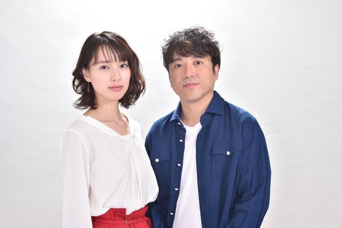 (左から)戸田恵梨香、ムロツヨシ(C)TBS