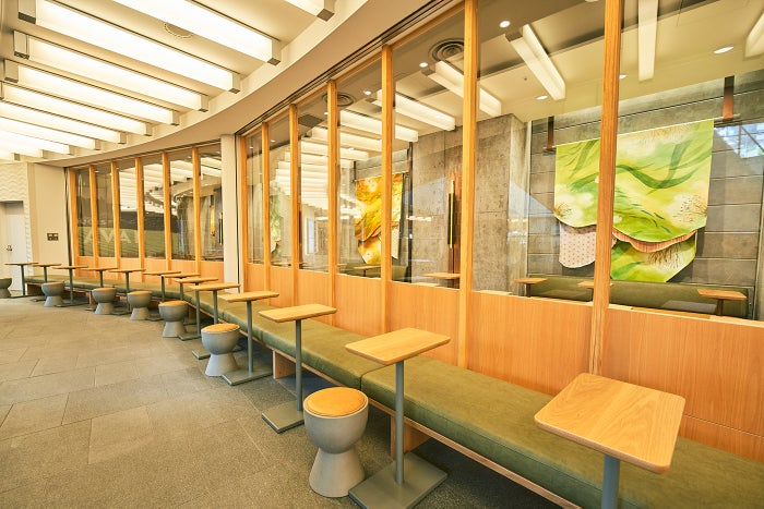 スターバックス コーヒー 六本木ヒルズ メトロハット/ハリウッドプラザ店/画像提供:スターバックス コーヒー ジャパン