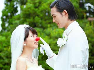 """志田未来×竜星涼、ウエディング姿の""""鼻ツン""""が実は切ない「2人の愛の形を見て」"""