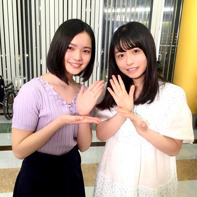 (左から)湯川玲菜、長濱ねる(写真提供:avex)