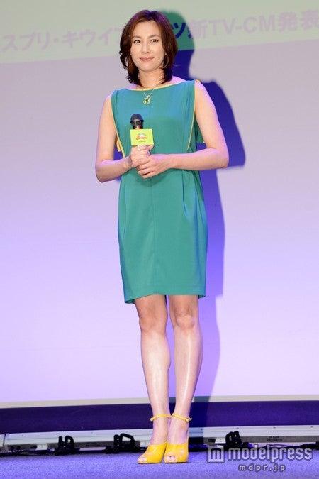 瀬戸朝香、息子のイケメンぶり明かされる「オーラがある」 - モデルプレス