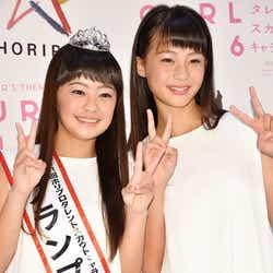 柳田咲良さん、三浦理奈さん(C)モデルプレス
