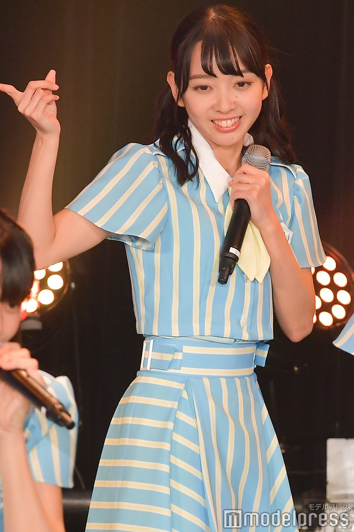 石田みなみ/STU48「TOKYO IDOL FESTIVAL 2018」 (C)モデルプレス