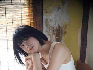 「人狼ゲーム」で映画デビューの注目女優・森山晃帆、美脚際立つ初グラビア披露