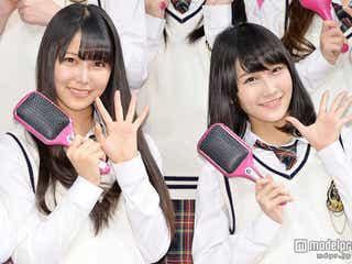 山本彩のエールも NMB48新センター白間美瑠&矢倉楓子、心境を語る