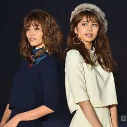 左から:楓、佐藤晴美(C)モデルプレス