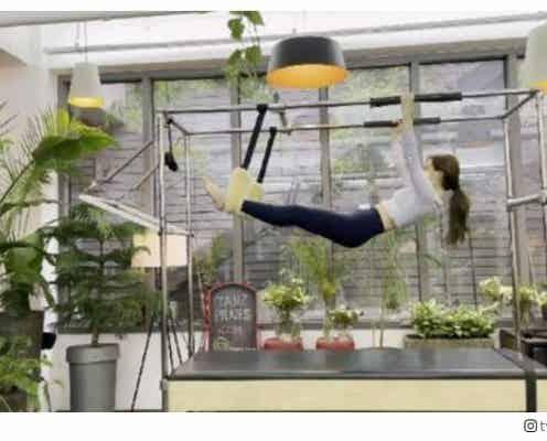 TWICEナヨン、トレーニング動画公開「努力の姿勢がかっこいい」「ボディラインが綺麗」と反響