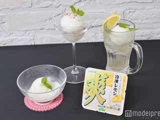 ロッテ「爽」のアレンジレシピで美味しくオシャレに!夏らしい新しい食べ方を試してみた