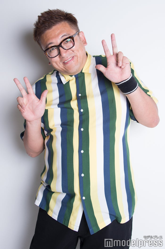 モデルプレスのインタビューに応じた福田雄一監督 (C)モデルプレス