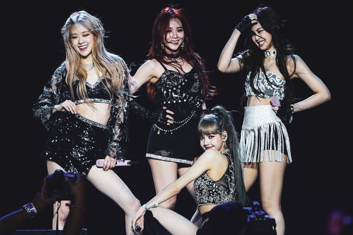 BLACKPINK/Photo:Getty Images