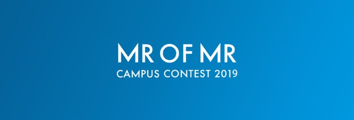 『Mr. of Mr. CAMPUS CONTEST 2019』(提供画像)